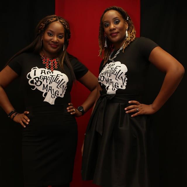 Camille Bineyard and Desiree Gaines