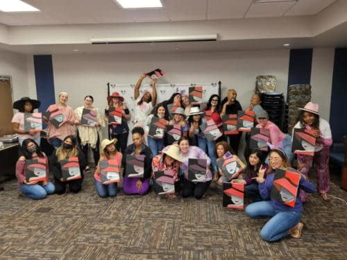 Women's History Month Paint Night - March 2021